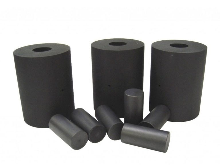 Production of Graphite Parts